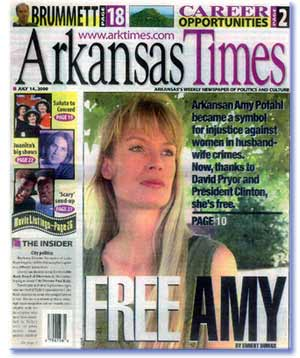 How the State of Arkansas rallied behind one of their own and freed her from a draconian 24-year drug conspiracy sentence