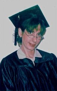 Beth Cronan Graduation Photo