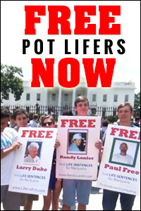CAN-DO: Free Pot Lifers Now!