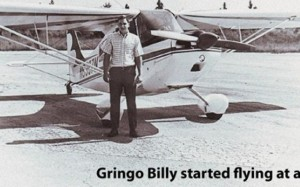 """Gringo"" Billy Dekle in younger days."