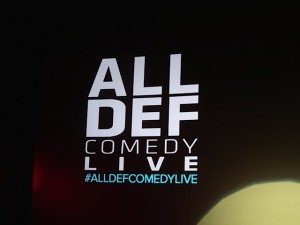 Def Jam Comedy is every Wednesday night at Grauman's Theater in Hollywood.