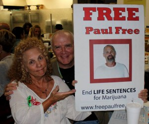 Supporters want to see Paul Free set Free!