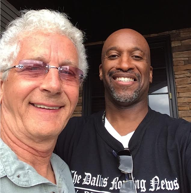 Malik and Larry Duke on Sept 9th, 2015