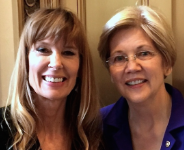 Senator Elizabeth Warren speaks about the Fair Sentencing Act of 2015
