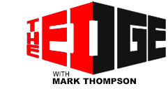 "Amy Povah on Mark Thompson's ""The Edge"" I-heart radio show"