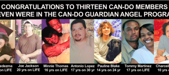 13 CAN-DO Members Receive Clemency on August 3, 2016