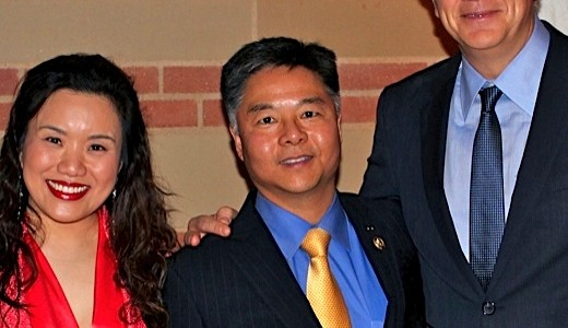 CAN-DO Attends Congressman Ted Lieu's Swearing in Ceremony