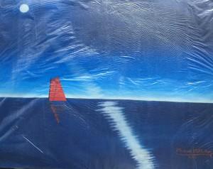 Prison Art -- Oil Paintings by Michael Pelletier - Life for Pot