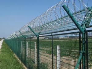 Razor wire image