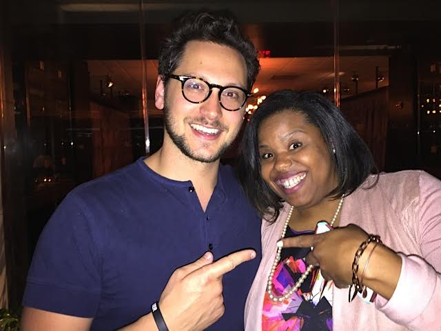 Matt McGorry and Sakira Cook