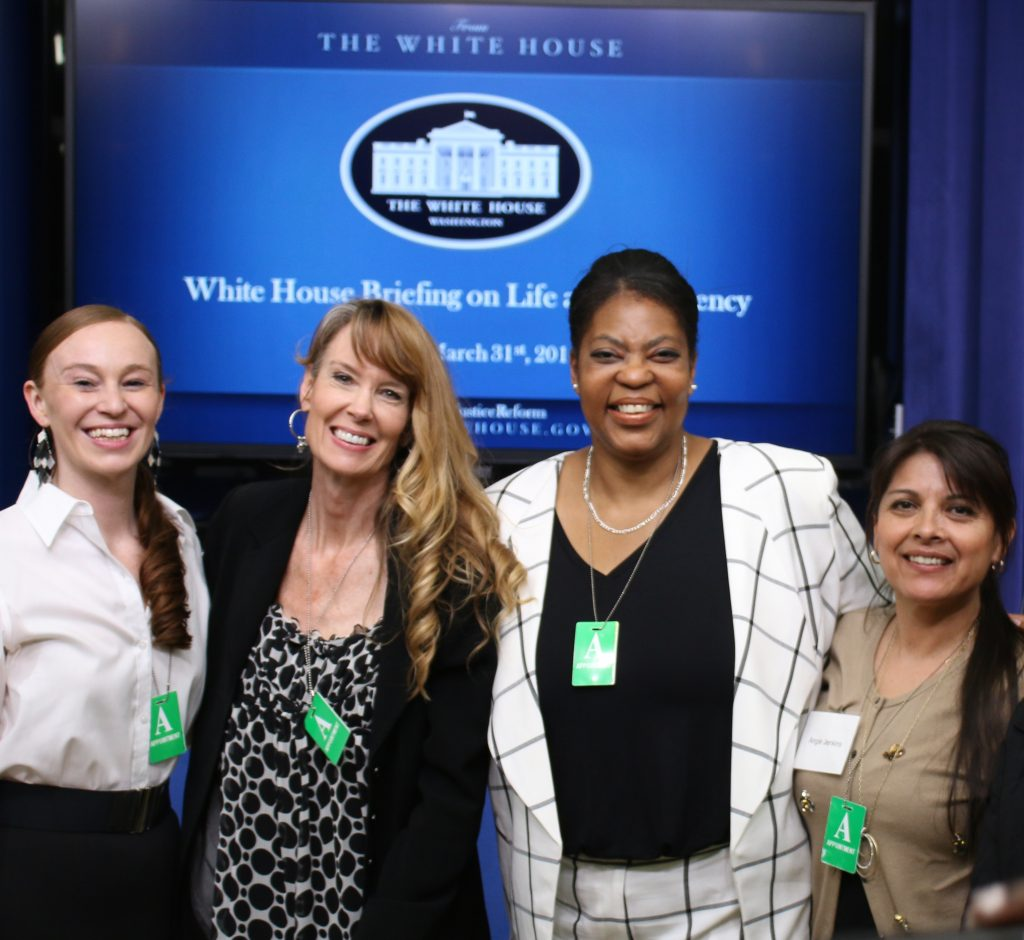 Starcia Ague, Amy Povah, Ramona Brant and Angie Jenkins March 31, 2016