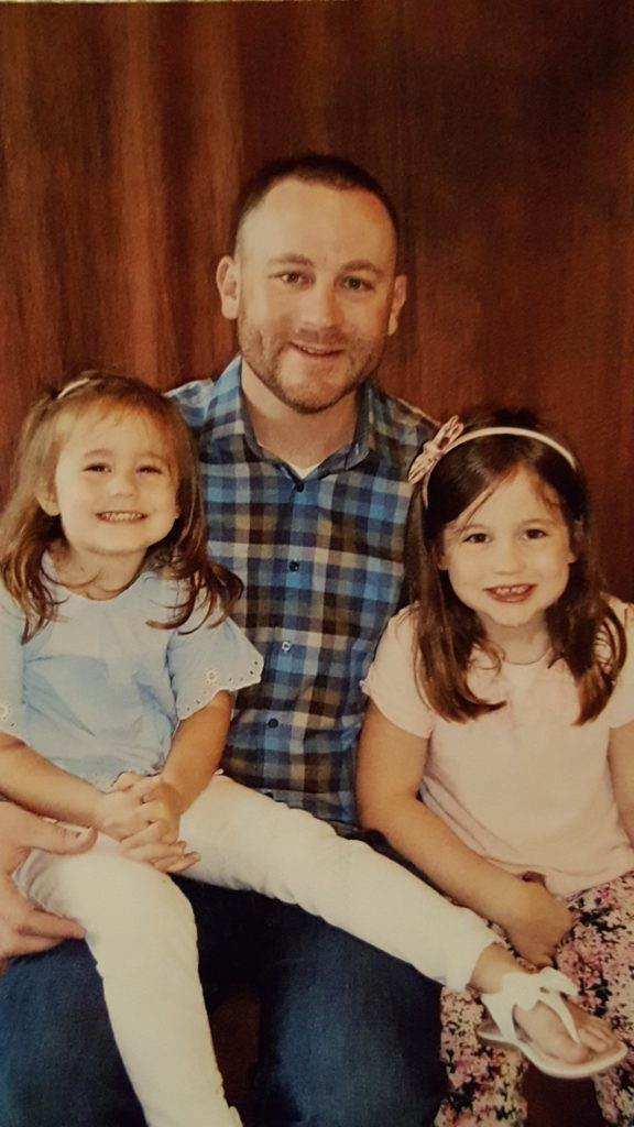 Gracie's son and two granddaughters
